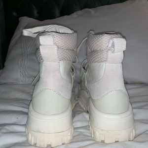 Jeffrey Campbell Shoes - BRAND NEW platform Jeffrey Campbell boots. Size 6